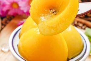 黄桃为何全是水果罐头,黄桃水果罐头有营养成分吗